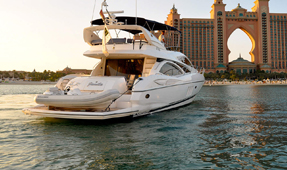 Yacht Cruise in Dubai