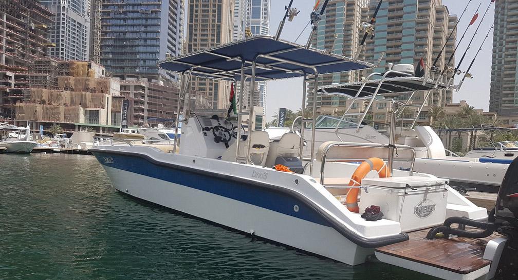 Trip To Deep Sea Fishing in Dubai | Master Yachts Cruises