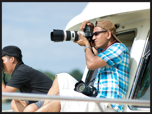yacht Photography Services in Dubai